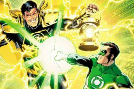 Hal Jordan and the Green Lantern Corps #30 Review