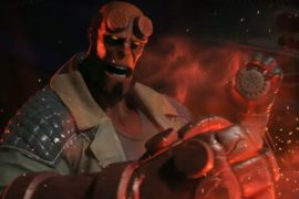 Injustice 2 Hellboy Gameplay Reveal