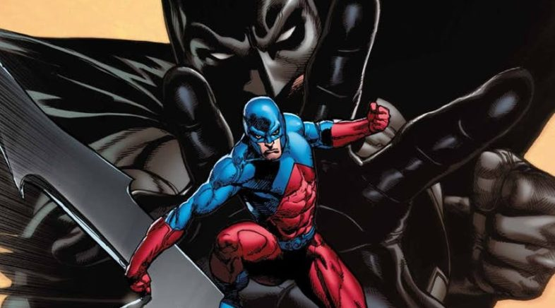 Justice League of America #16 Review