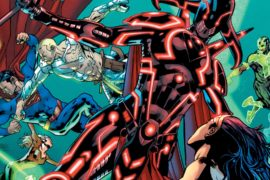 Justice League #31 Review