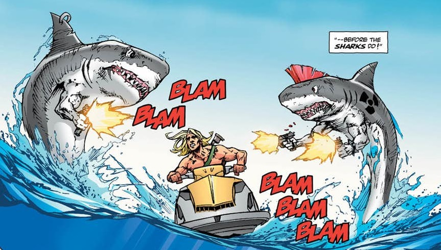 The Kamandi Challenge #10 Review