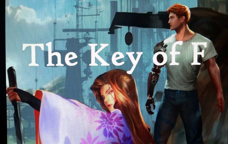 Learning The Key of F – An Interview with Author Jennifer Haskin