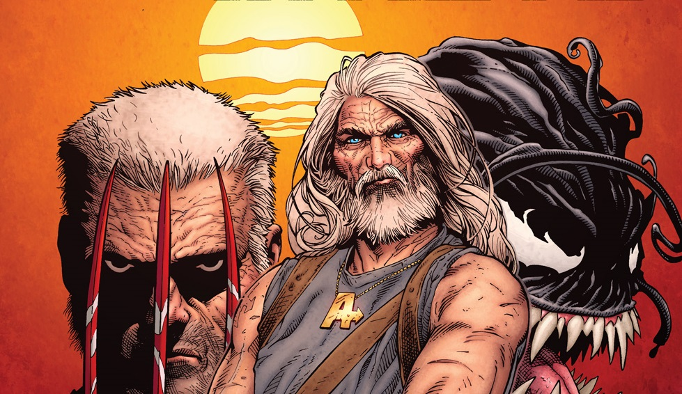 Old Man Hawkeye is Coming To Town