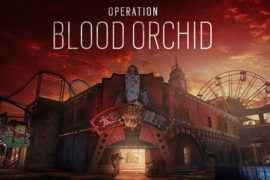 Rainbow 6 Siege Blood Orchid (PC)