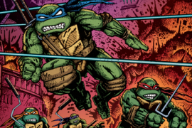 Comic Noobs Show #109: THE NINJA TURTLES EPISODE