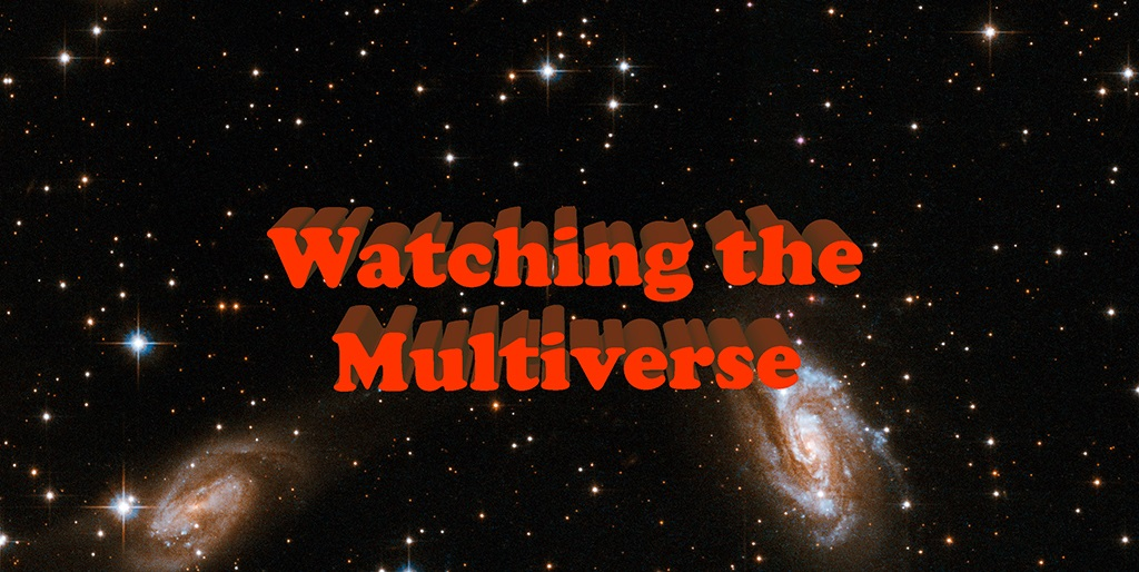 Watching The Multiverse: Week of November 5, 2017 (The Second Coming)