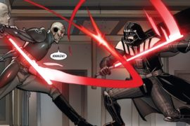 Darth Vader #6 REVIEW