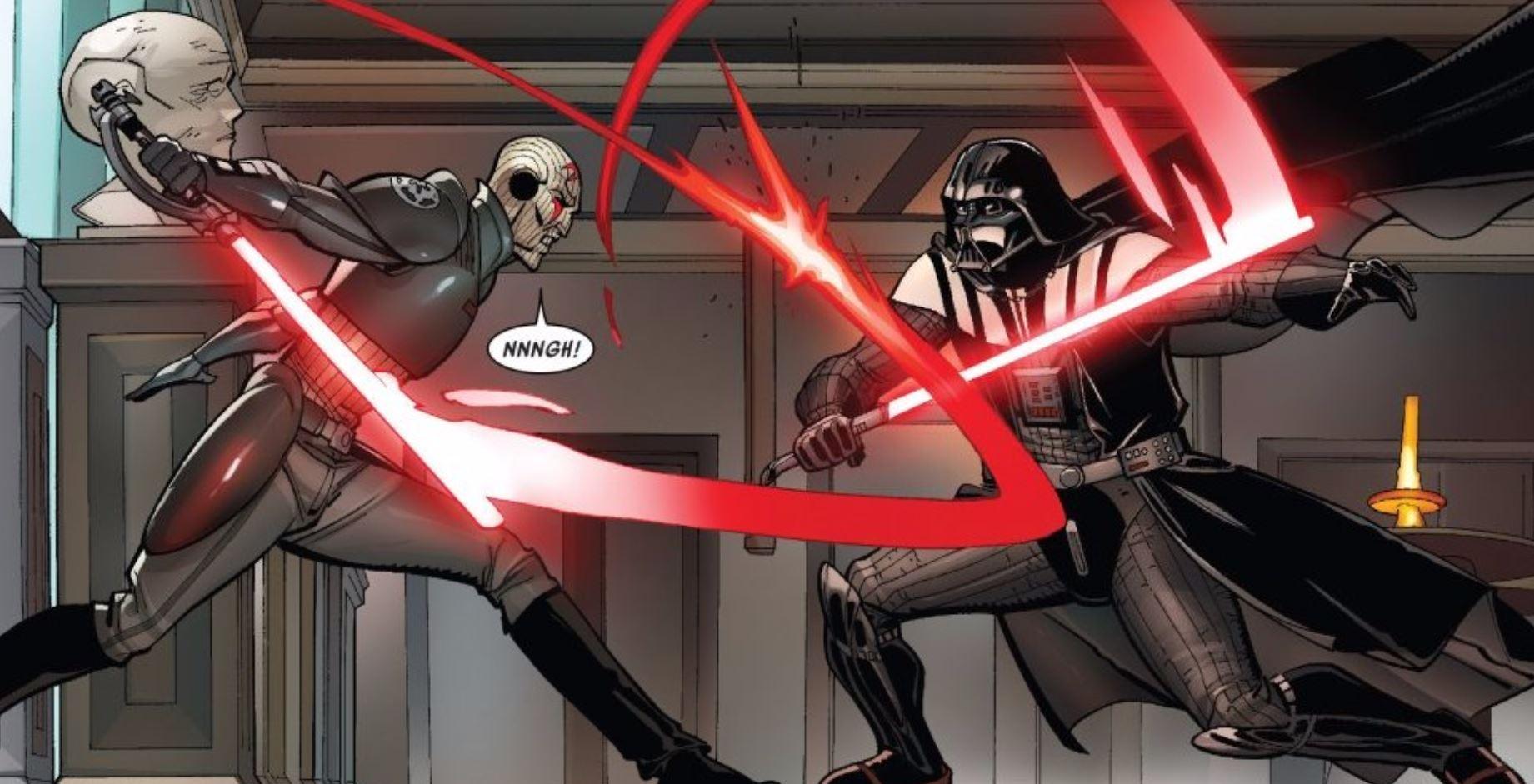 Darth Vader #6 REVIEW
