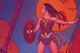 Wonder Woman #32 Review