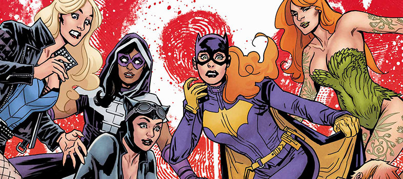 Batgirl and the Birds of Prey #15 Exclusive Preview