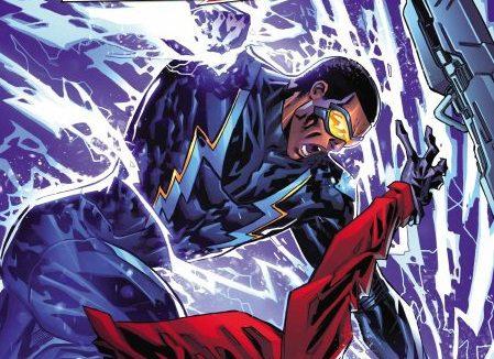 Black Lightning Cold Dead Hands #1 Review