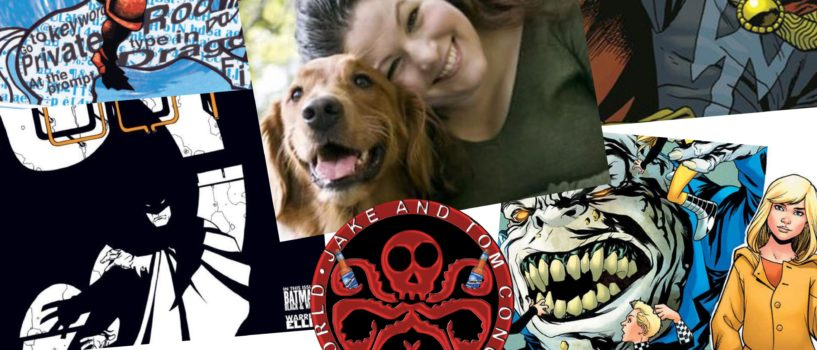 JAKE AND TOM CONQUER THE WORLD EPISODE 67: SPECIAL GUEST – COMIC BOOK WRITER DEVIN GRAYSON
