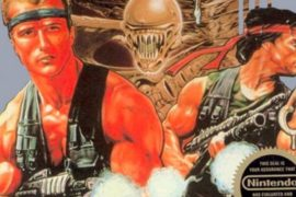 Konami to Bring Classic Game 'Contra' to The Big Screen
