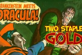 Two Staple Gold: Frankenstein Monster #8