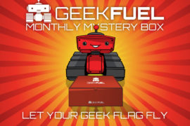 Geek Fuel September 2017 feat. Battle-Damaged Unboxing Host – GXG Unboxening