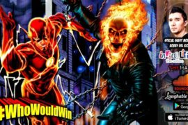 #WhoWouldWin: Ghost Rider vs The Flash