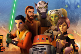 A Desperate Rescue Mission Kicks off the Final Episodes of Star Wars: Rebels