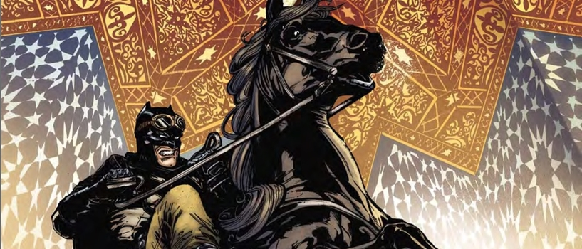 Batman #33 Review