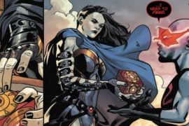 Wonder Woman #33 Review