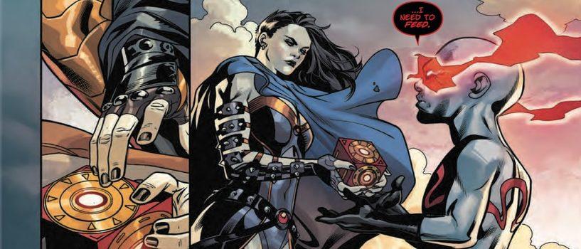 Wonder Woman #33 Review