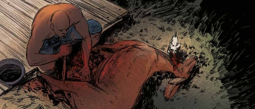 Redlands #3 Review