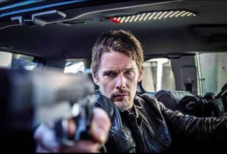 Ethan Hawke's 24 HOURS TO LIVE Trailer Revealed