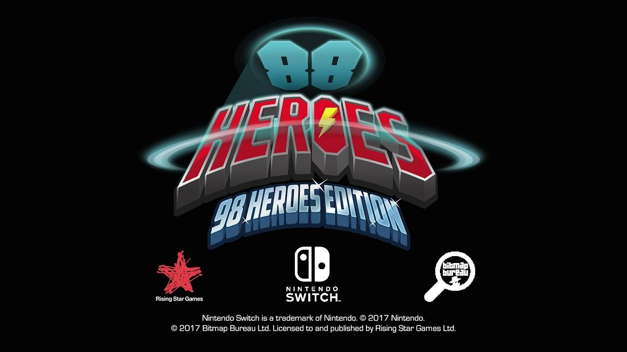 88 Heroes – 98 Heroes Edition [Switch Review]