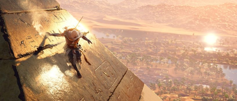Assassin's Creed Origins Review and Let's Play (Xbox One)
