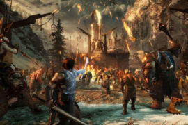Middle-Earth: Shadow of War launch