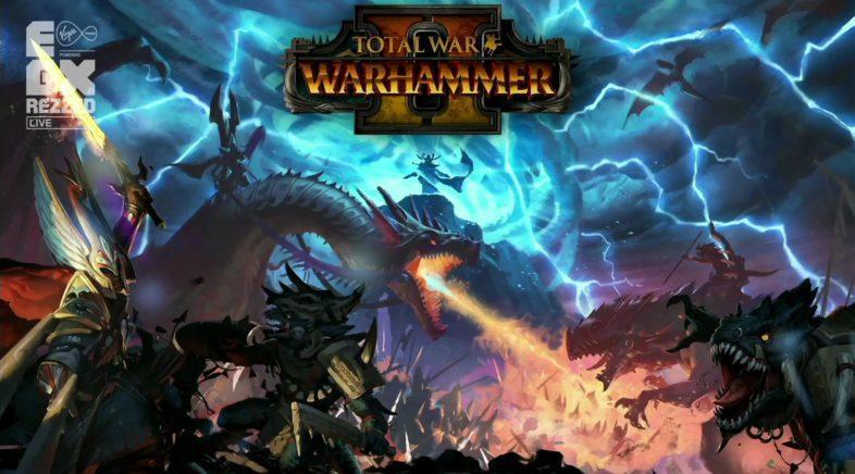Total War Warhammer 2 Launch