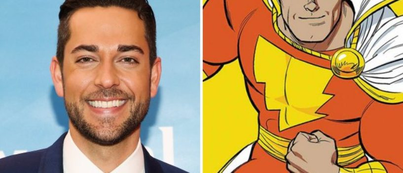 New Synopsis Released as Shazam! Goes into Production