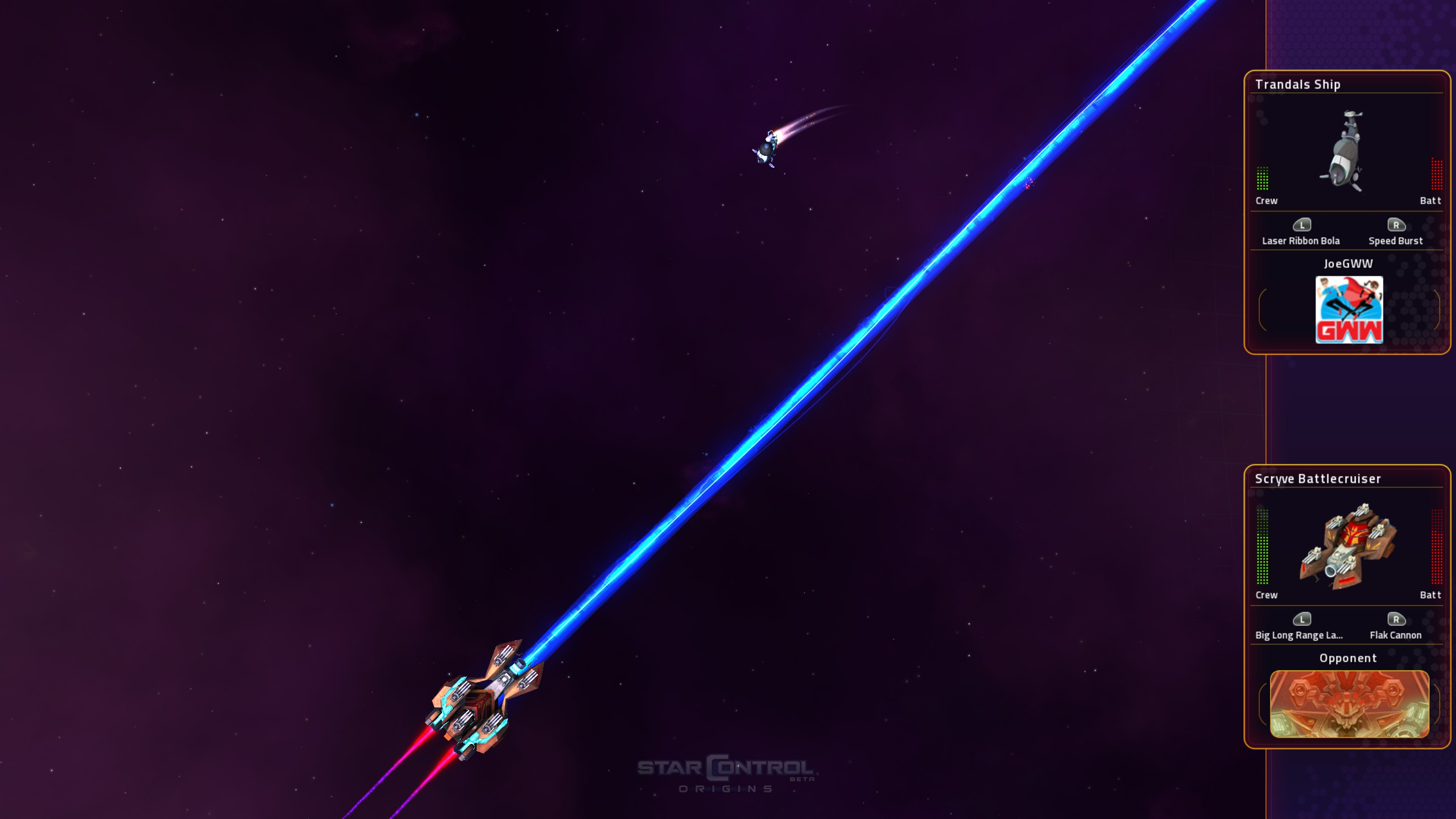 Beta Impressions: Star Control: Origins Fleet Battles