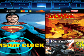 Parlipod #74: DOOMSDAY CLOCK