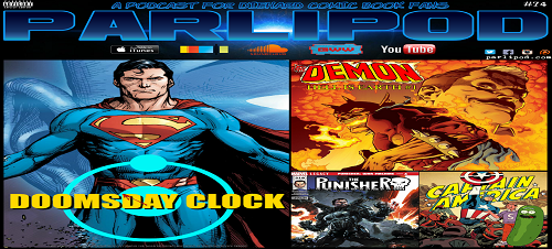 Parlipod #74: DOOMSDAY CLOCK