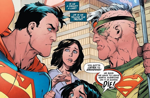 Action Comics #991 Review