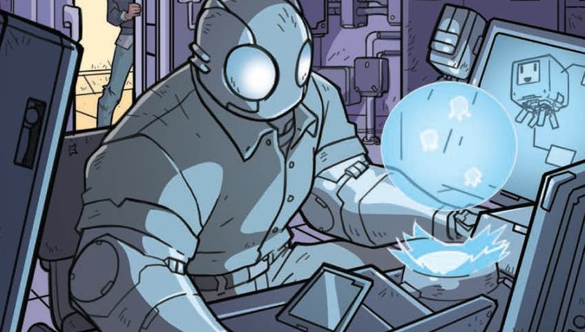 Atomic Robo: The Spectre of Tomorrow #1 Review