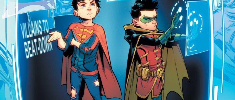 Super Sons #10 Review
