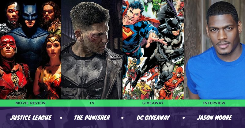 We Have A Hulk #71: Justice League + The Punisher