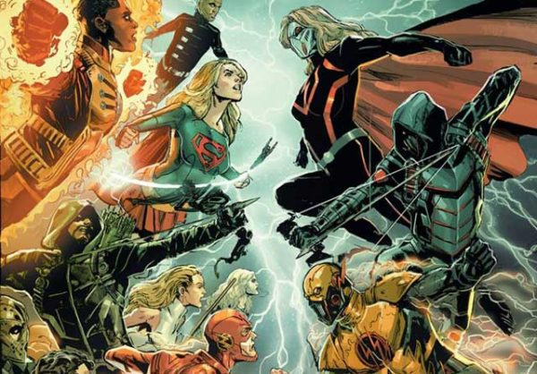 [Spoilers] Returns for Crisis on Earth X Crossover