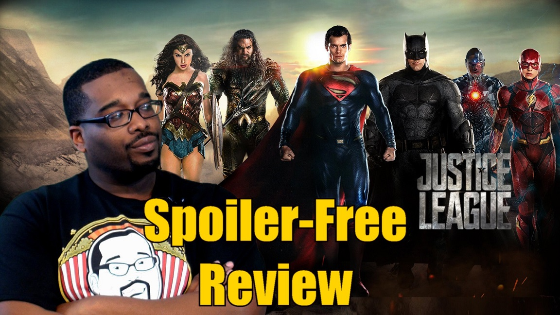 Justice League – Spoiler Free Video Review