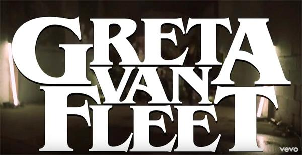 GRETA VAN FLEET TO RELEASE FROM THE FIRES DOUBLE EP ON NOVEMBER 10