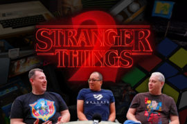 GXG Goes Upside Down & Reacts to Stranger Things 2, MADMAX