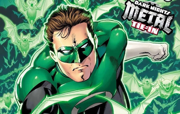 Hal Jordan and the Green Lantern Corps #32 Review