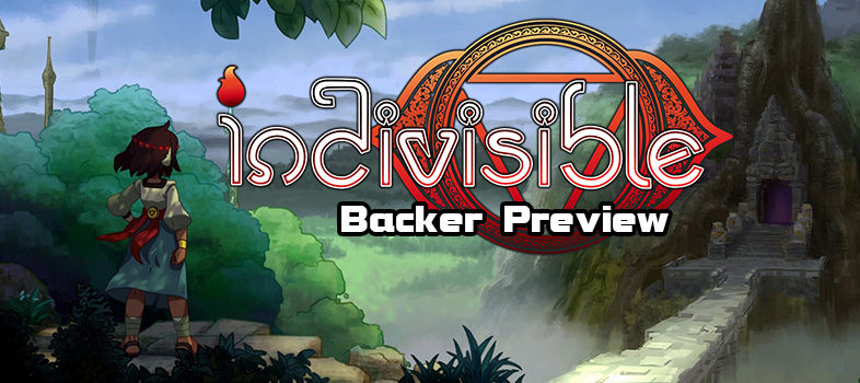 Ready for adventure? Indivisible – PREVIEW