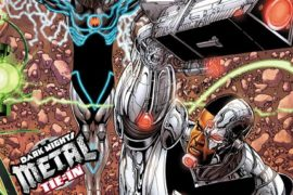 Justice League #33 Review