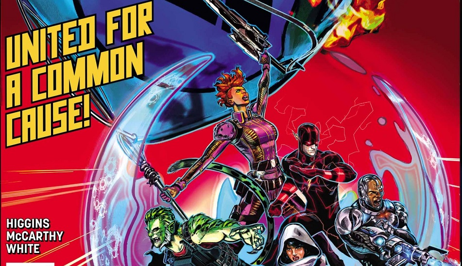 Nightwing: The New Order #4 Review