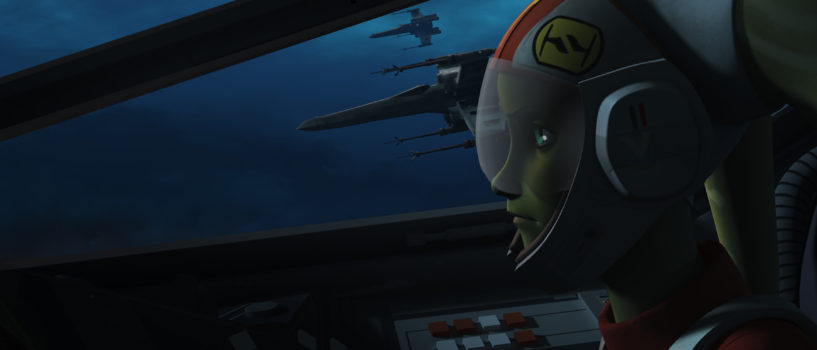 The Rebels Take on Thrawn on the Next Episode of Star Wars Rebels