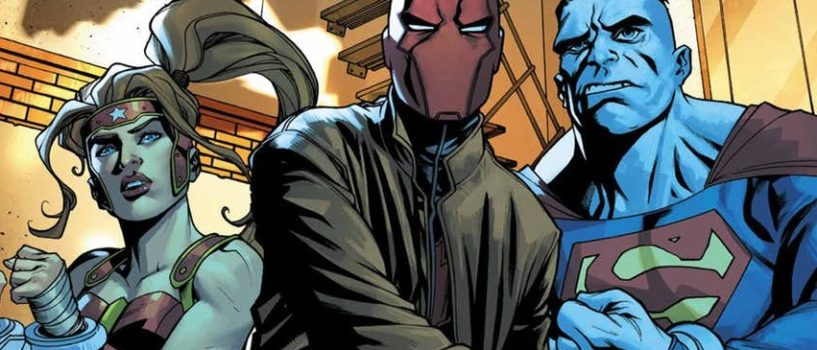 Red Hood and the Outlaws #16 Review