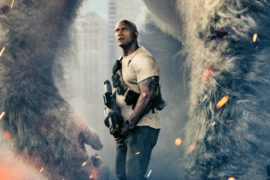 First Trailer for Rampage Starring Dwayne Johnson