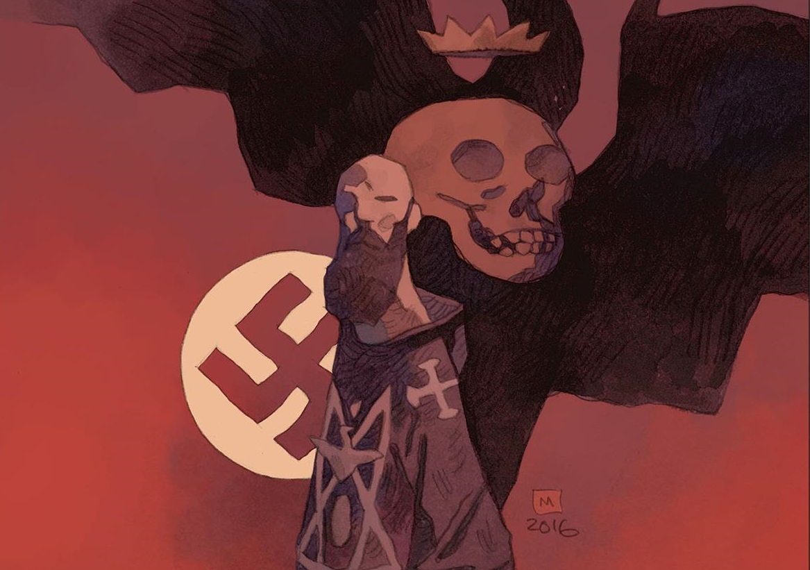 Rasputin: The Voice of the Dragon #1 Review